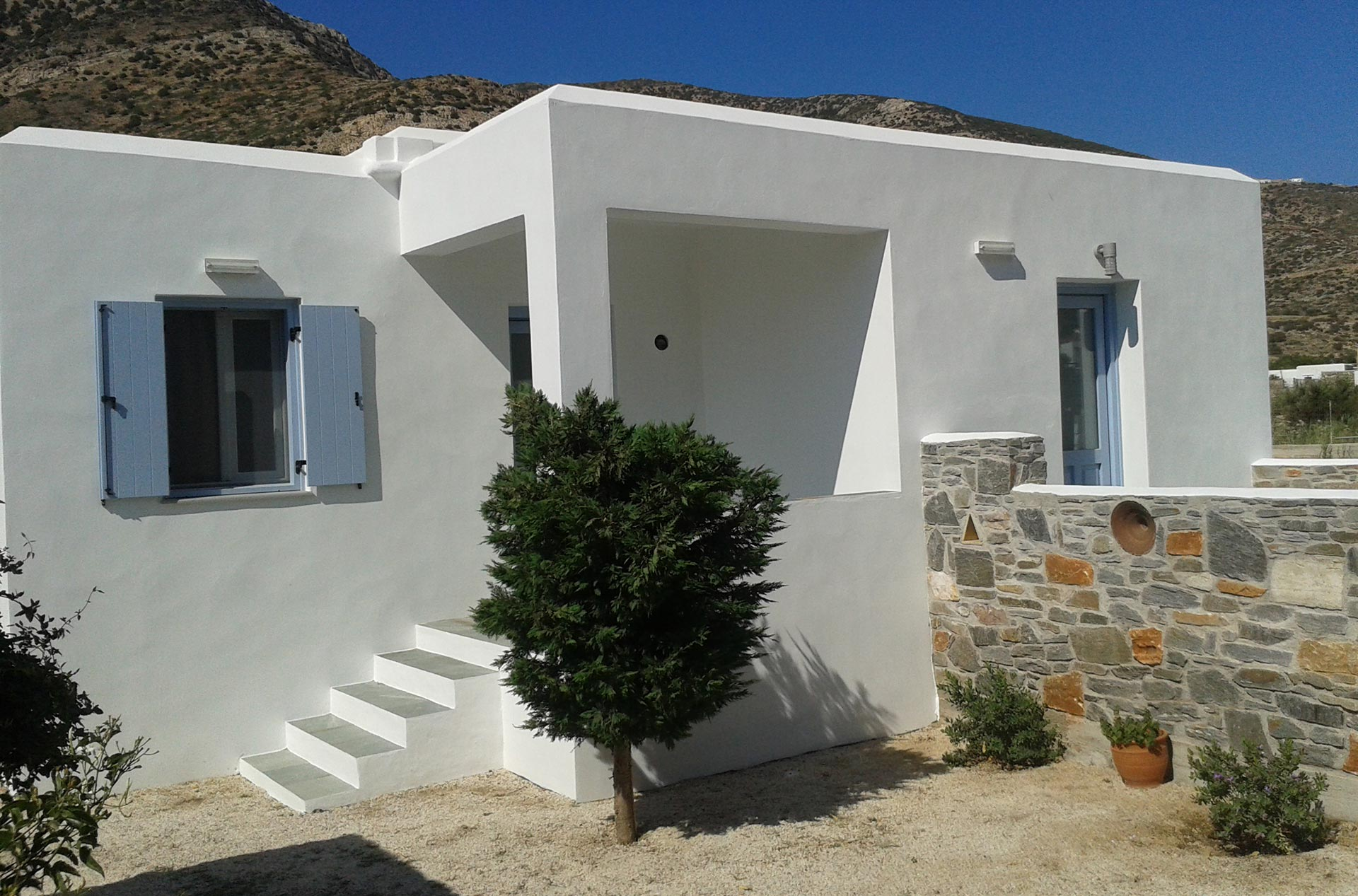 Makis chambres à Sifnos